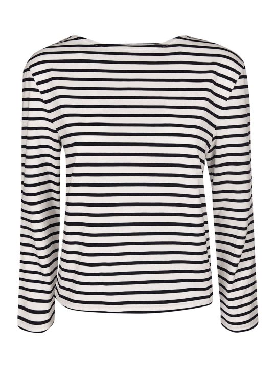 Celine Striped Sweatshirt