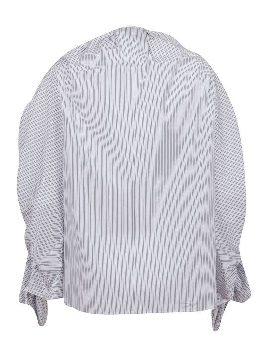 Givenchy Shirt With Ruffled Sleeves