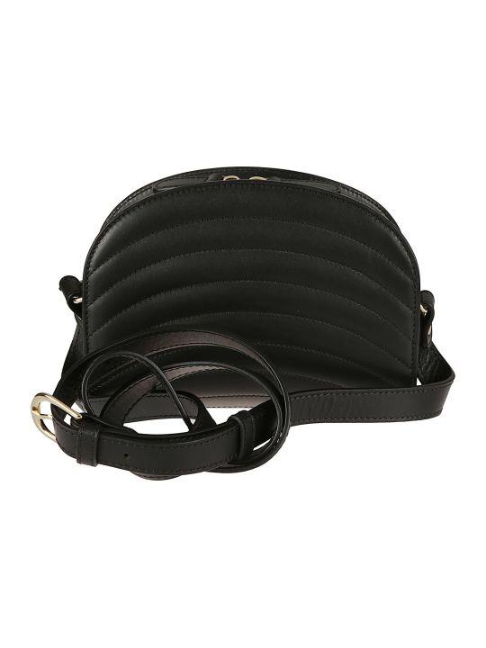 A.P.C. Sac Demi Quilted Mini Shoulder Bag