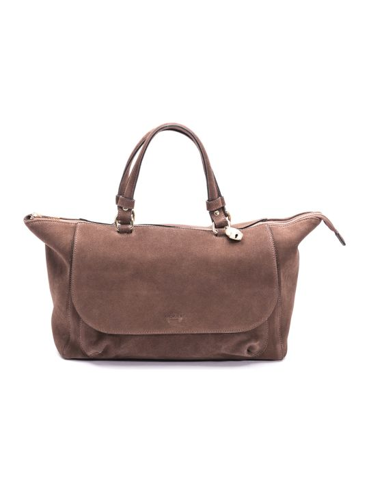 Avenue 67 Simo Leather Top Handle Bag