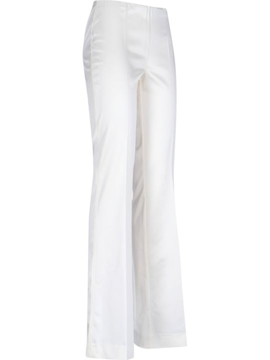 Parosh Flare Trousers
