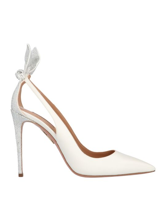 Aquazzura 'bow Tie' Shoes
