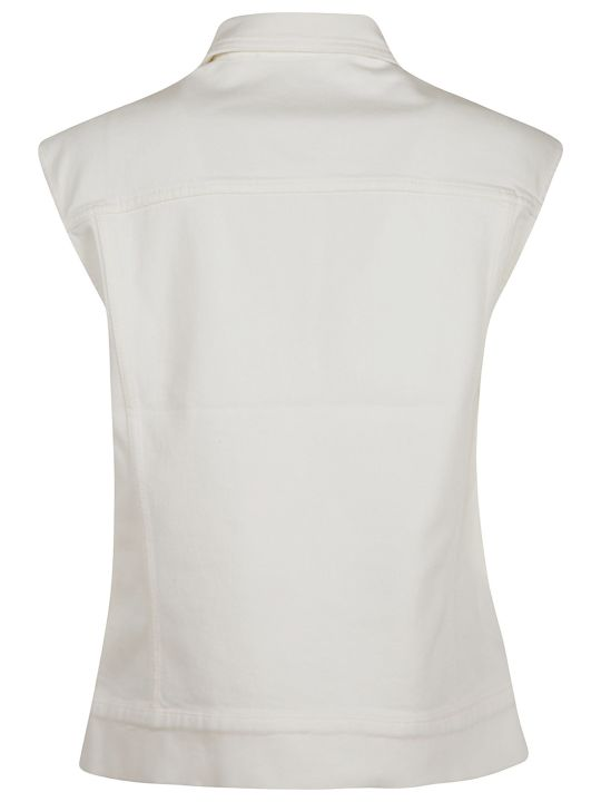 Stella McCartney Sleeveless Belted Top