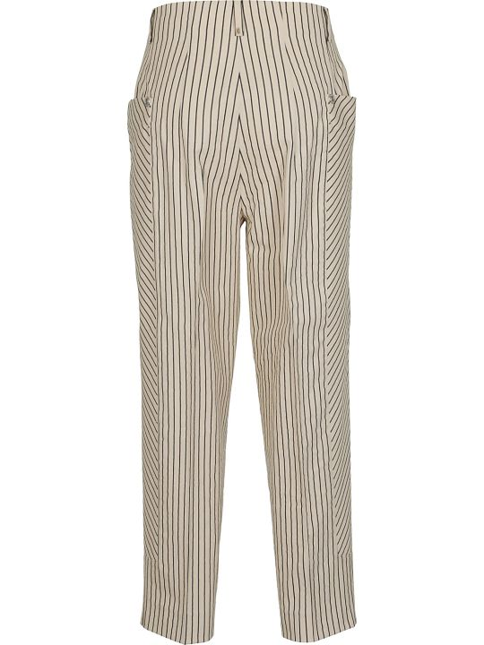 SportMax Striped Trousers