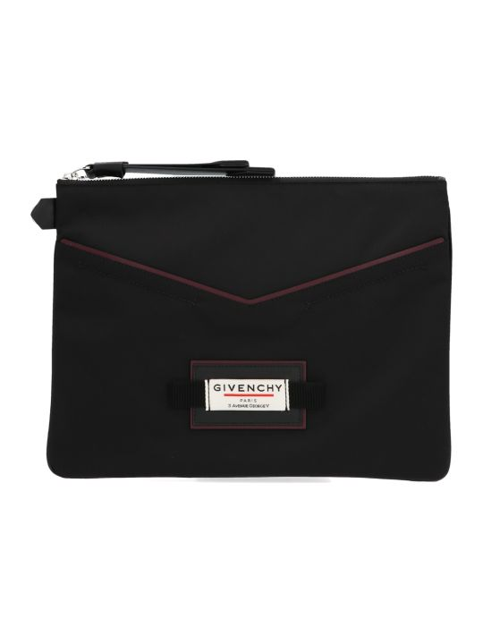 Givenchy 'new Logo Signature Address' Bag