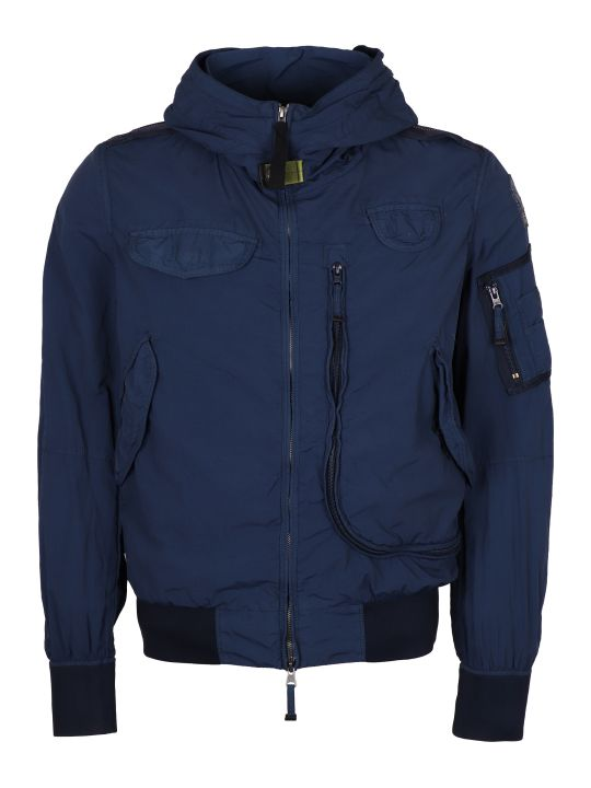 Parajumpers Gobi Used Nylon Bomber Jacket