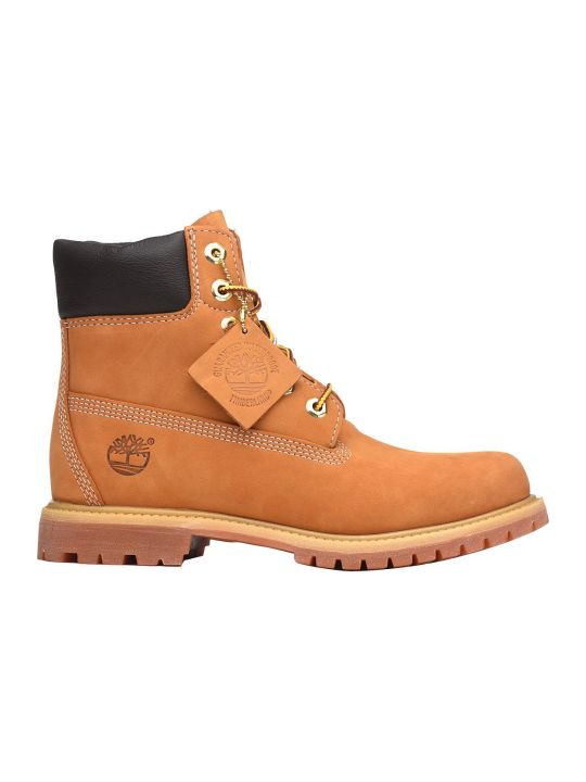Timberland Honey Nabuk Boots
