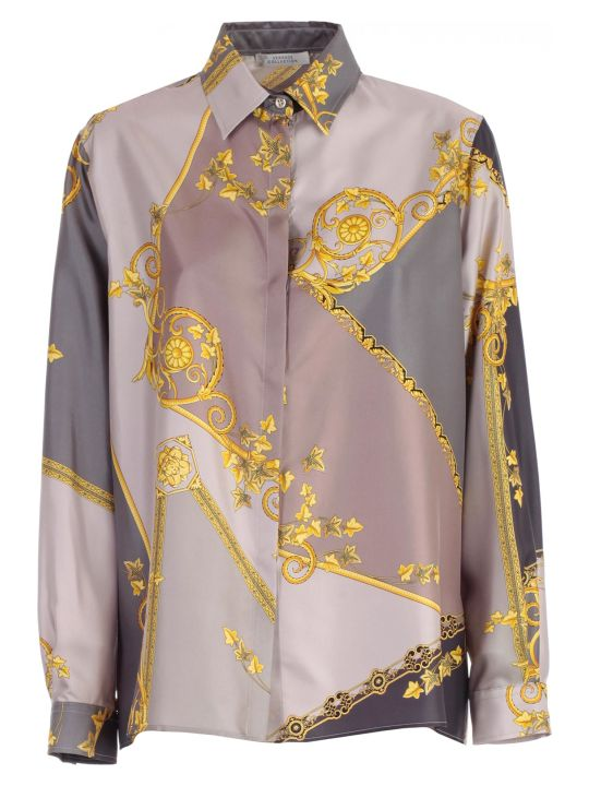 Versace Collection Signature Print Shirt