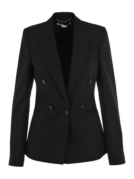 Stella McCartney Fake Double Breasted Blazer