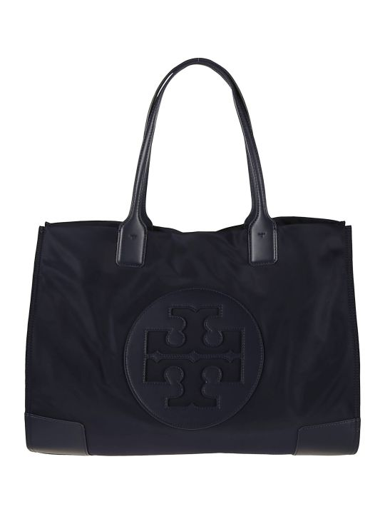 Tory Burch Embroidered Logo Backpack