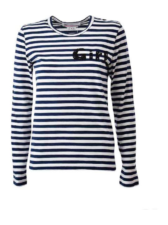 Comme Des Garçons Girl Slim Fit Sweatshirt