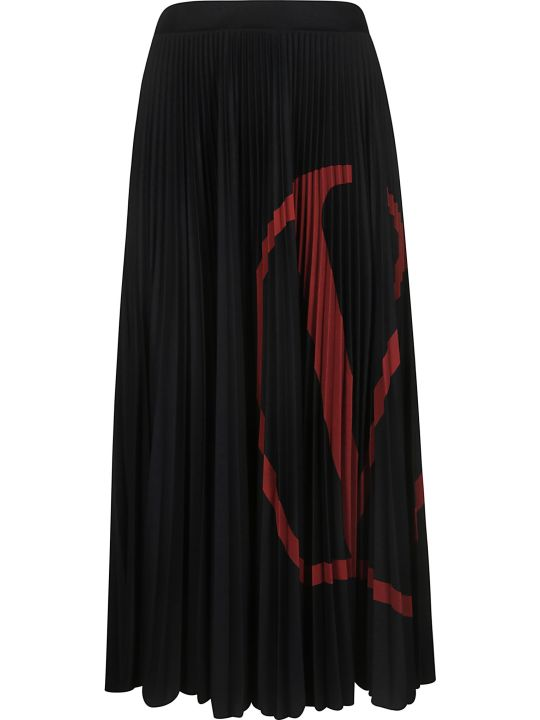 Gucci Pleated Skirt