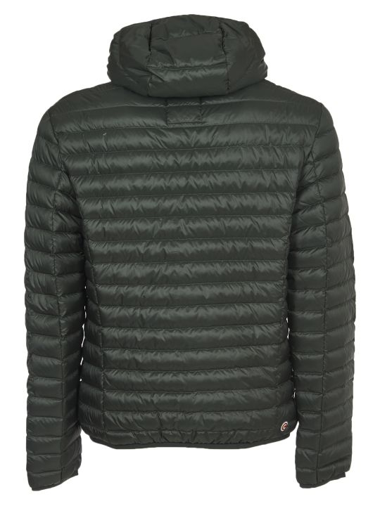 Colmar Green Down Jacket With Hood