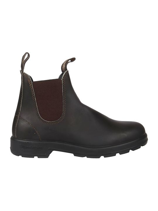 Blundstone Lined Elastic Side Boots