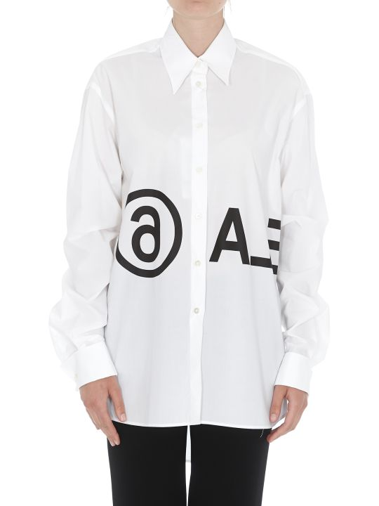 MM6 Maison Margiela Logo Shirt