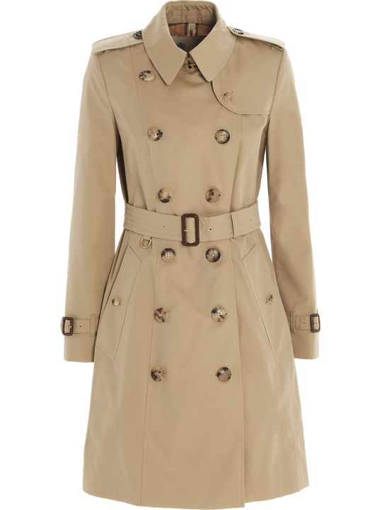 Burberry 'heritage The Kensington' Trench