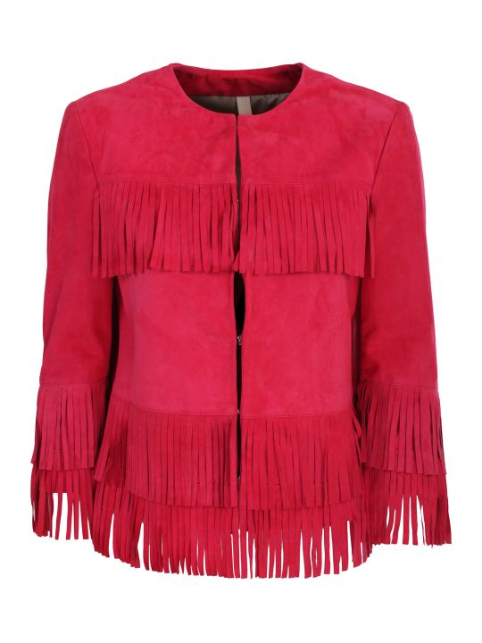 Unfleur jacket