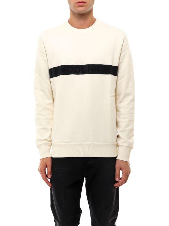 Woolrich Luxury Fleece Crew Sweatshirt
