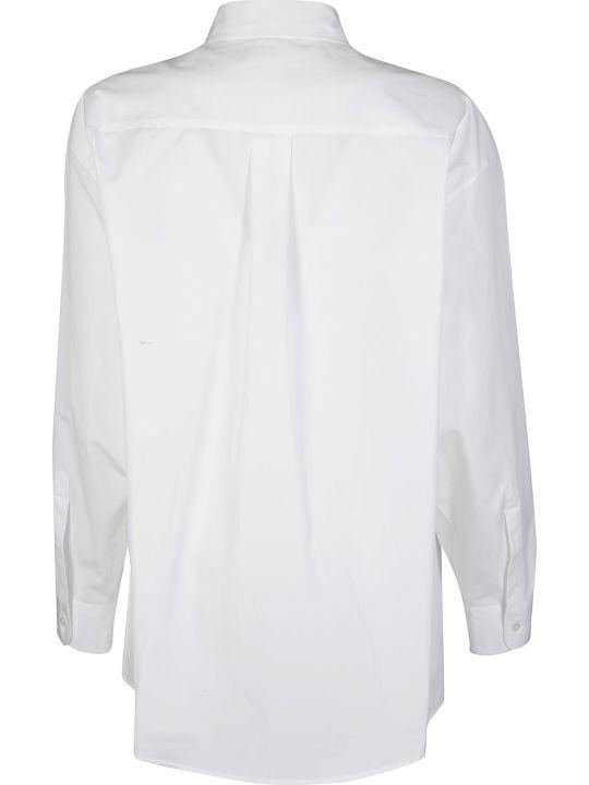 Etro White Cotton Shirt