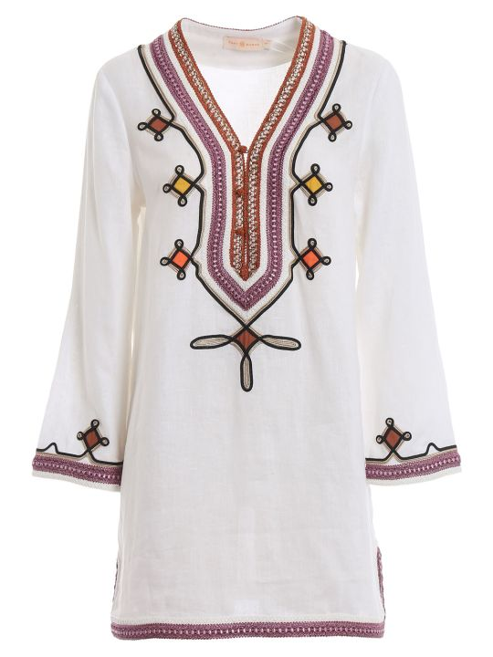 Tory Burch Embroidered Top
