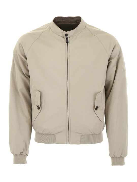 CC Collection Corneliani Reversible Bomber Jacket