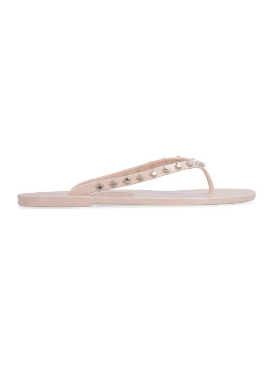 Dsquared2 Studded Rubber Flip-flop