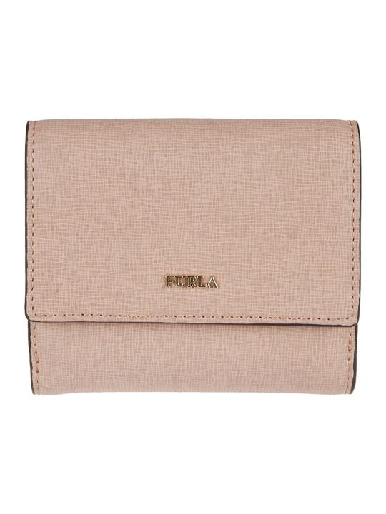 Furla Logo French Wallet