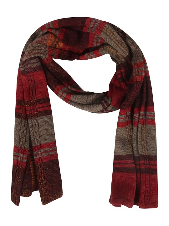 De Clercq Striped Scarf