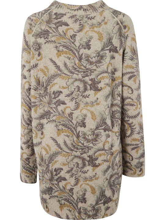 Antonio Marras Floral Sweater