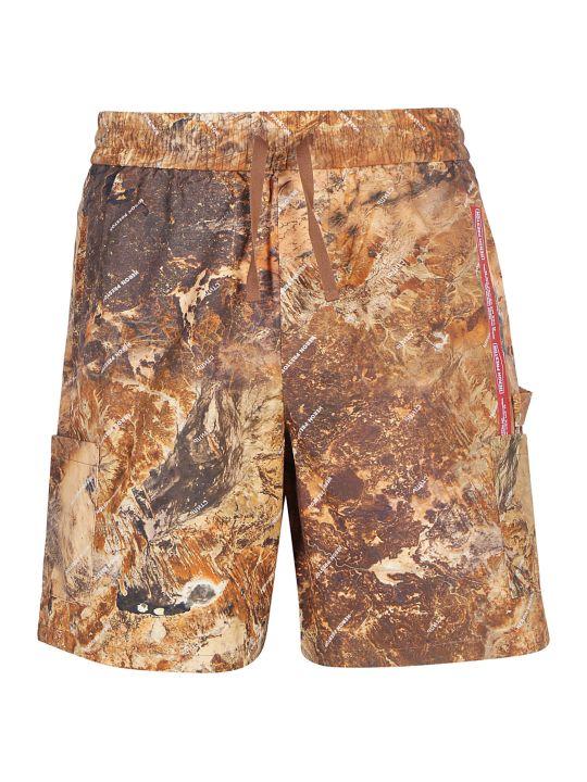 HERON PRESTON Cargo Shorts
