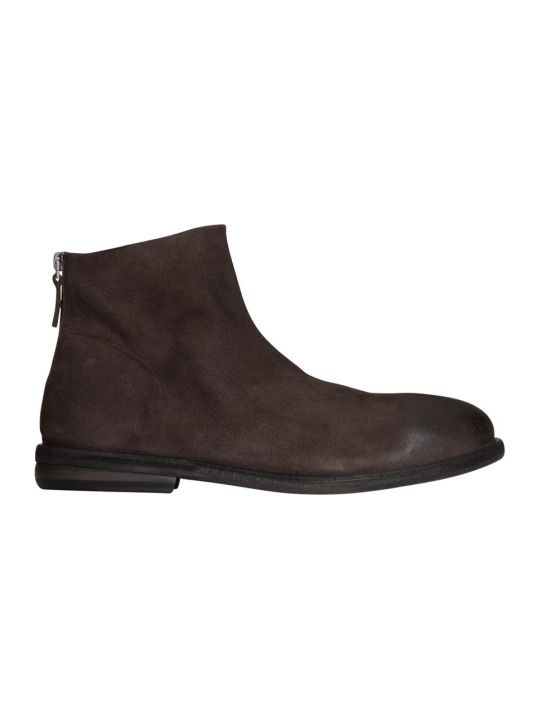 Marsell Boots In Brown