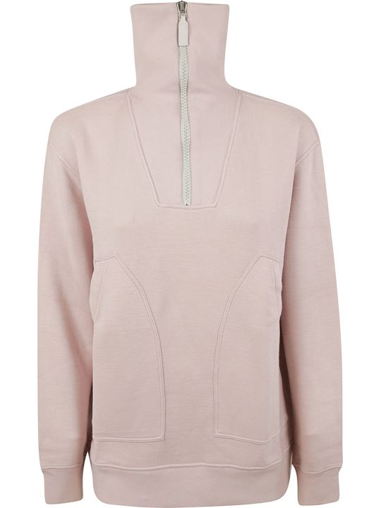 Bottega Veneta Zipped-up Sweater