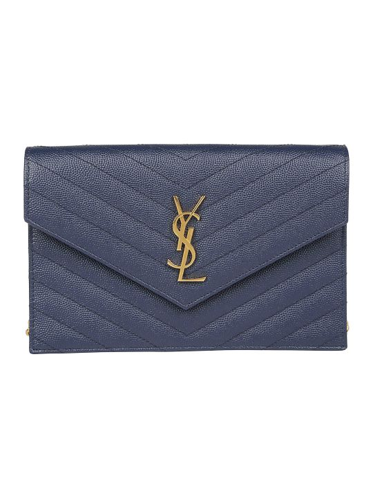 Saint Laurent Chain Wallet