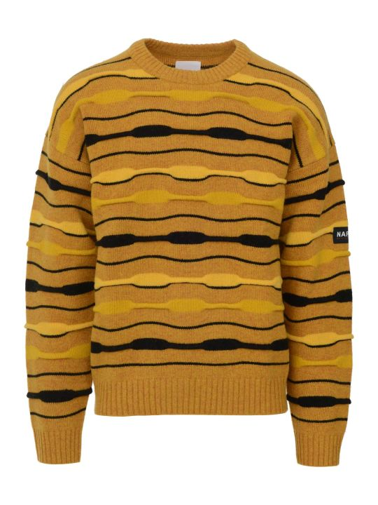 Napa By Martine Rose D-caracal Sweater Napa By Martine Rose
