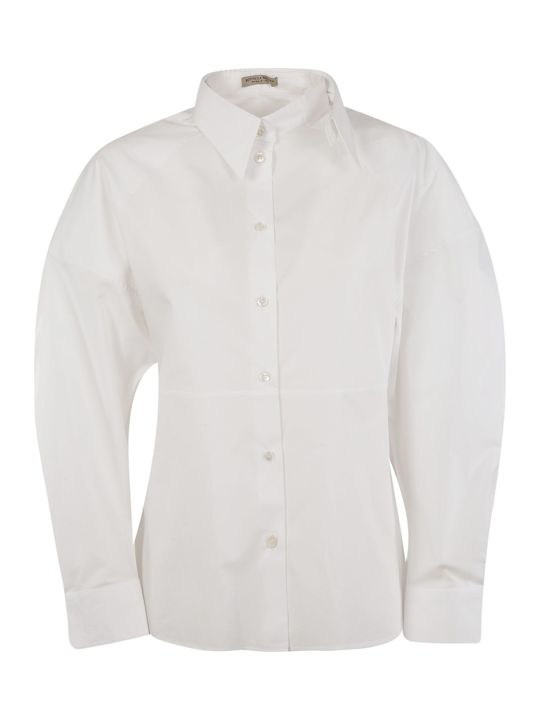 Bottega Veneta Structured Boxy Shirt
