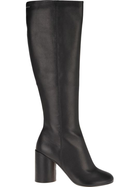 MM6 Maison Margiela Mm6 Knee-high Boots