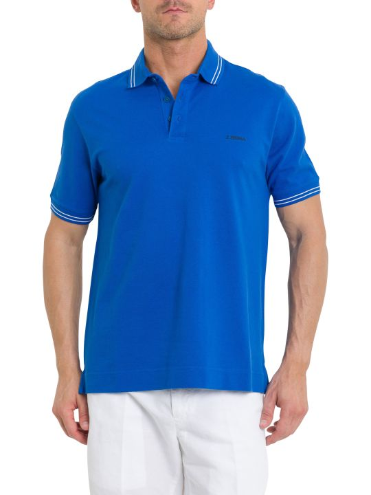 Z Zegna Polo Shirt