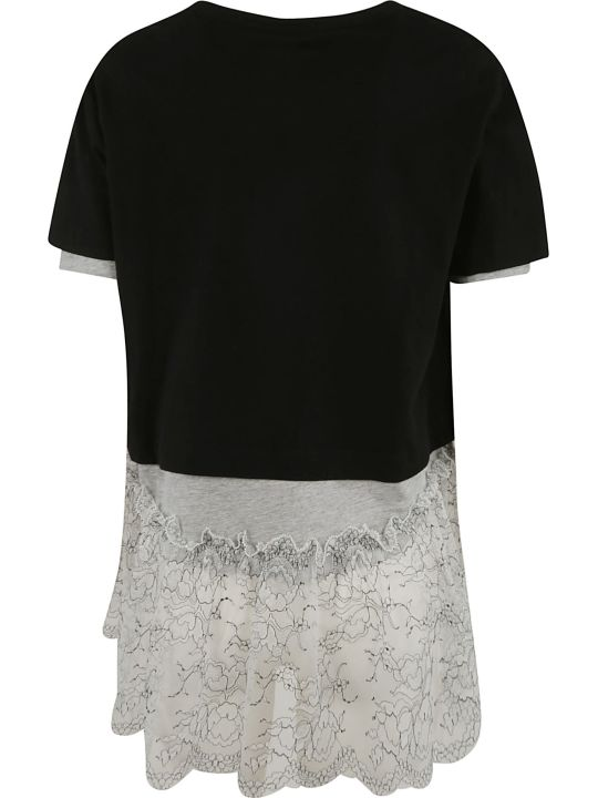 Antonio Marras Flower Embellished Top