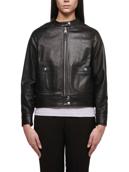 A.P.C. Classic Zipped Biker Jacket