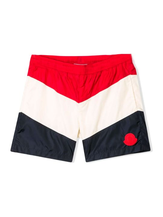 Moncler Tricoulored Bermuda