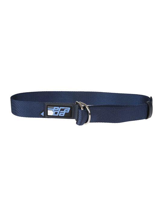 Prada Logo Patch Belt