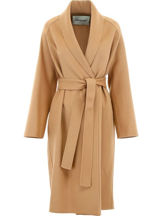 Ava Adore Double Wool Coat