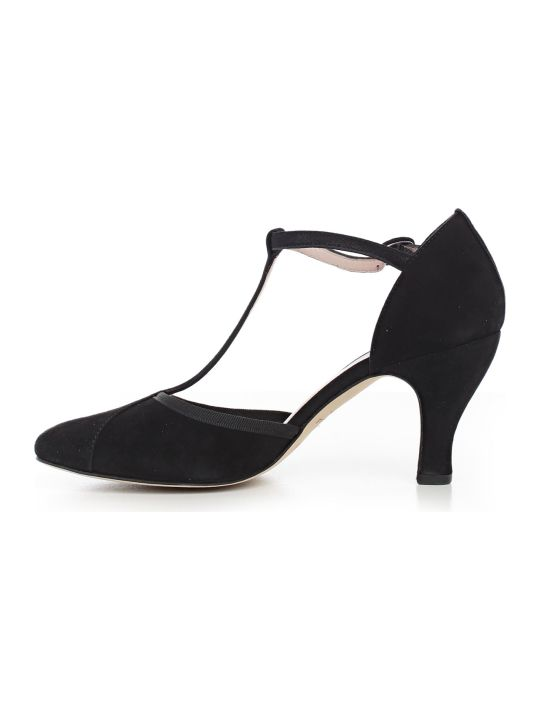 Repetto T-bar Pumps
