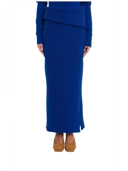 Jacquemus Longuette Knit Skirt