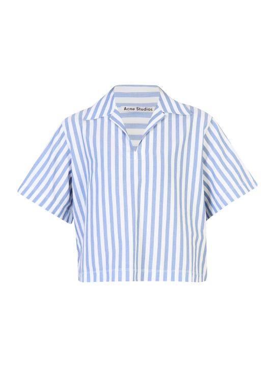 Acne Studios Striped Blouse