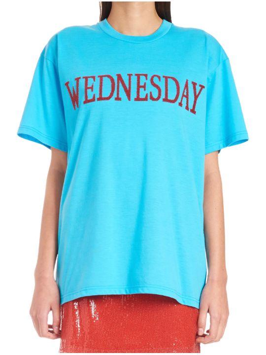 Alberta Ferretti 'rainbow Week' T-shirt