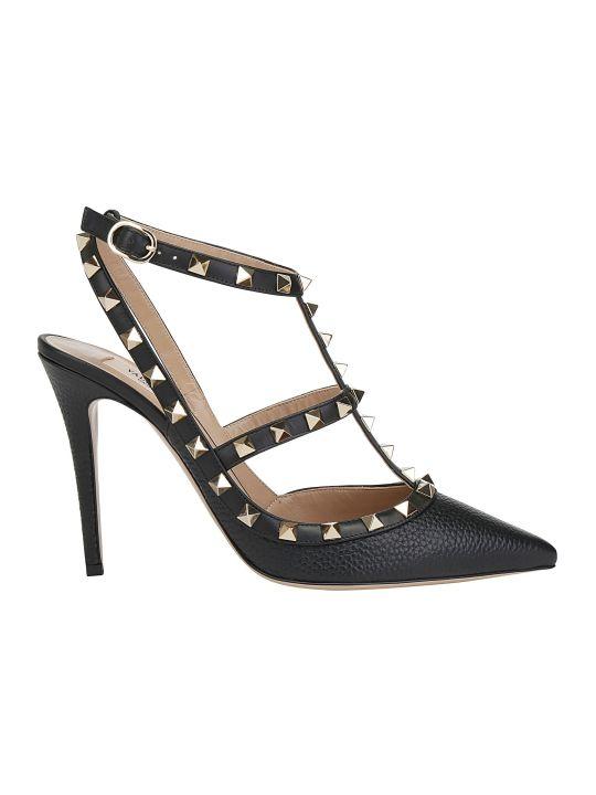 Valentino Garavani Ankle Strap Rockstud