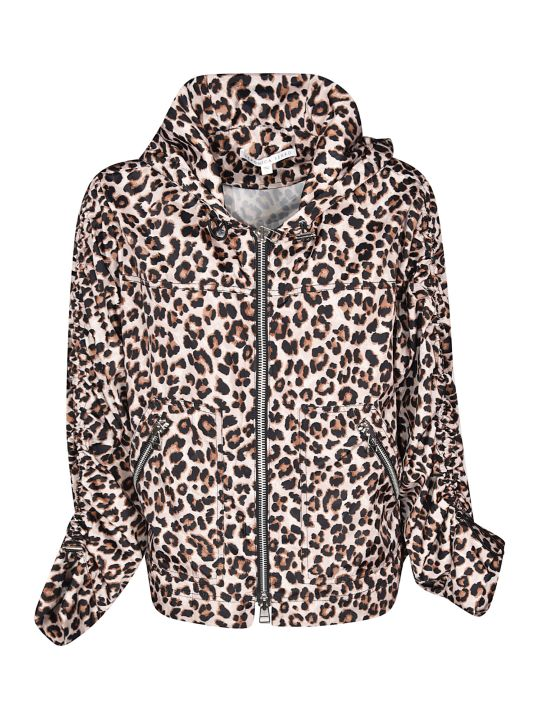 Veronica Beard Leopard Print Jacket