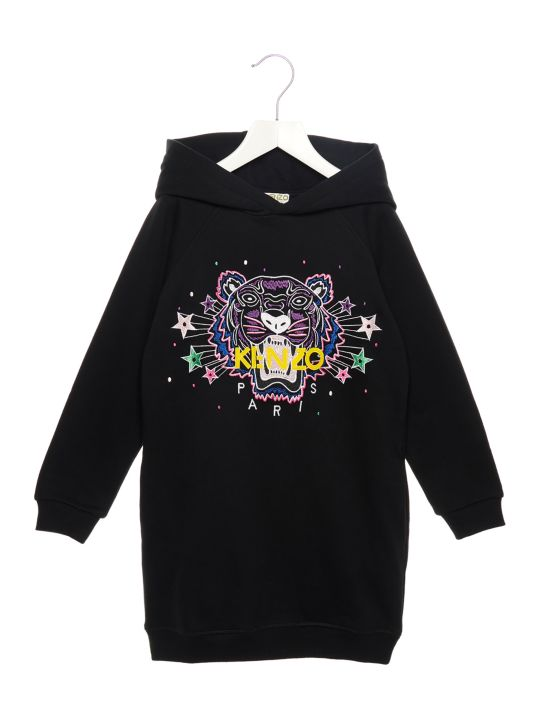 Kenzo Kids 'tiger Jg' Dress