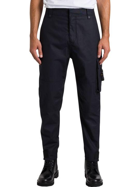 Dior Homme Nylon Cargo Trousers